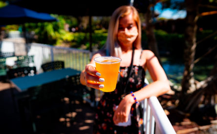 Here for the Beer: SeaWorld Orlando and Busch Gardens Tampa Host Fall Festivals