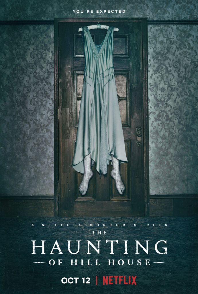 Haunting of Hill House Netflix poster