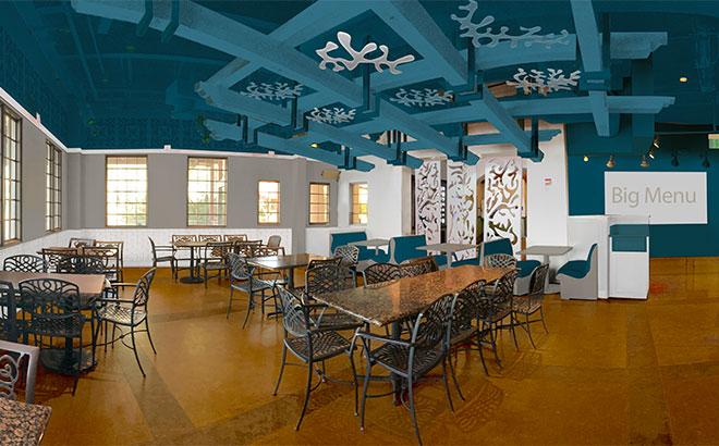Lakeside Grill at SeaWorld Orlando