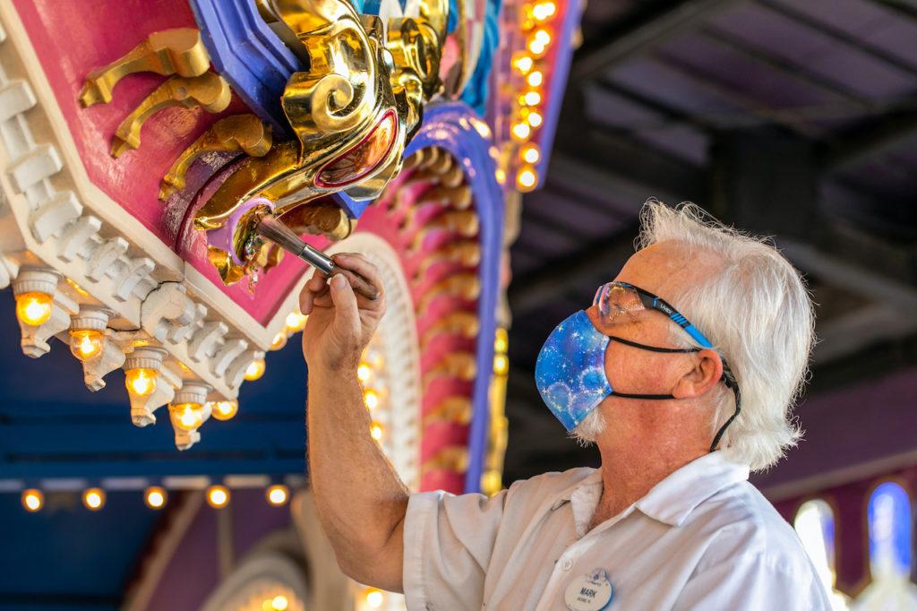 Magic Kingdom attraction makeover for Disney World's 50th anniversary