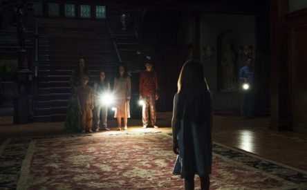 The Haunting of Hill House announced for Halloween Horror Nights 2021