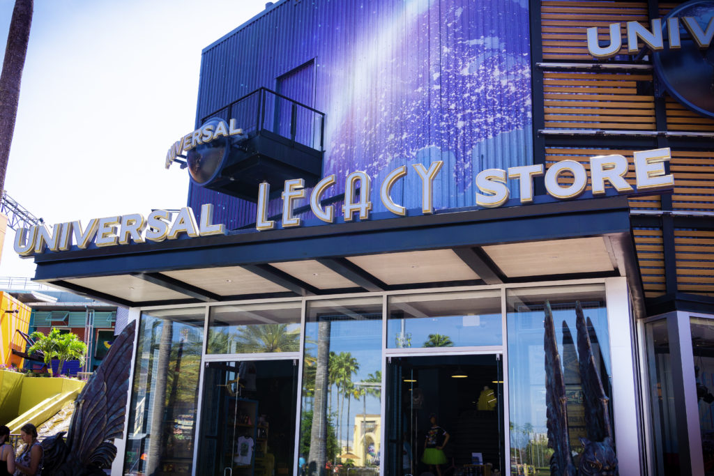 Universal Legacy Store at Universal CityWalk