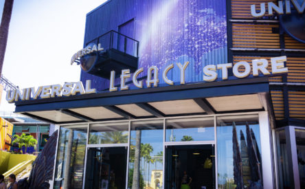 Inside the new Universal Legacy Store