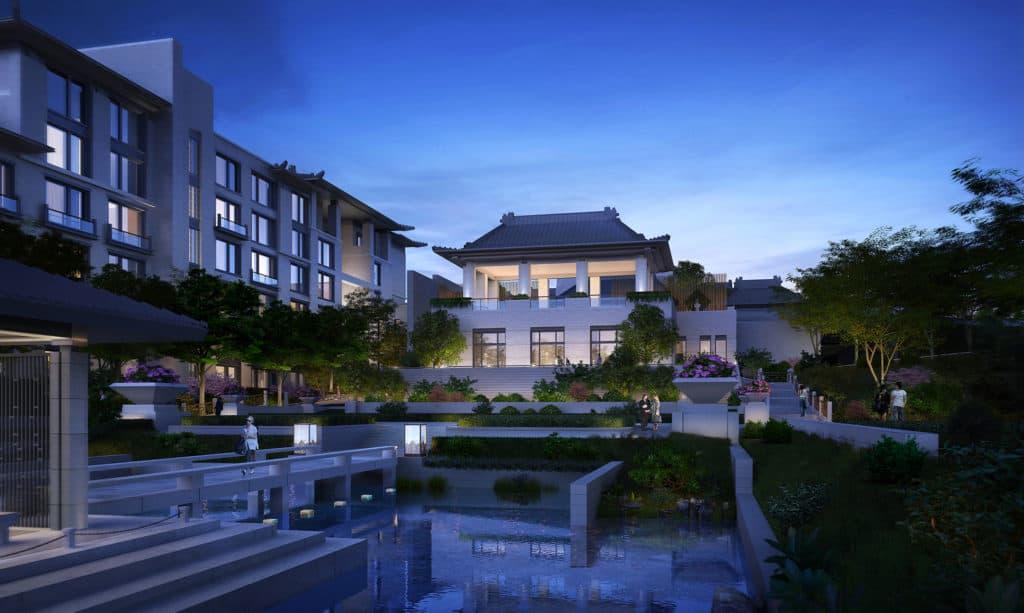 NUO Resort Hotel at Universal Beijing Resort