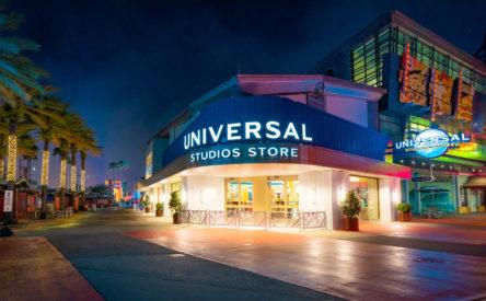Inside the new Universal Studios Store