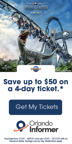 4 day promo ticket