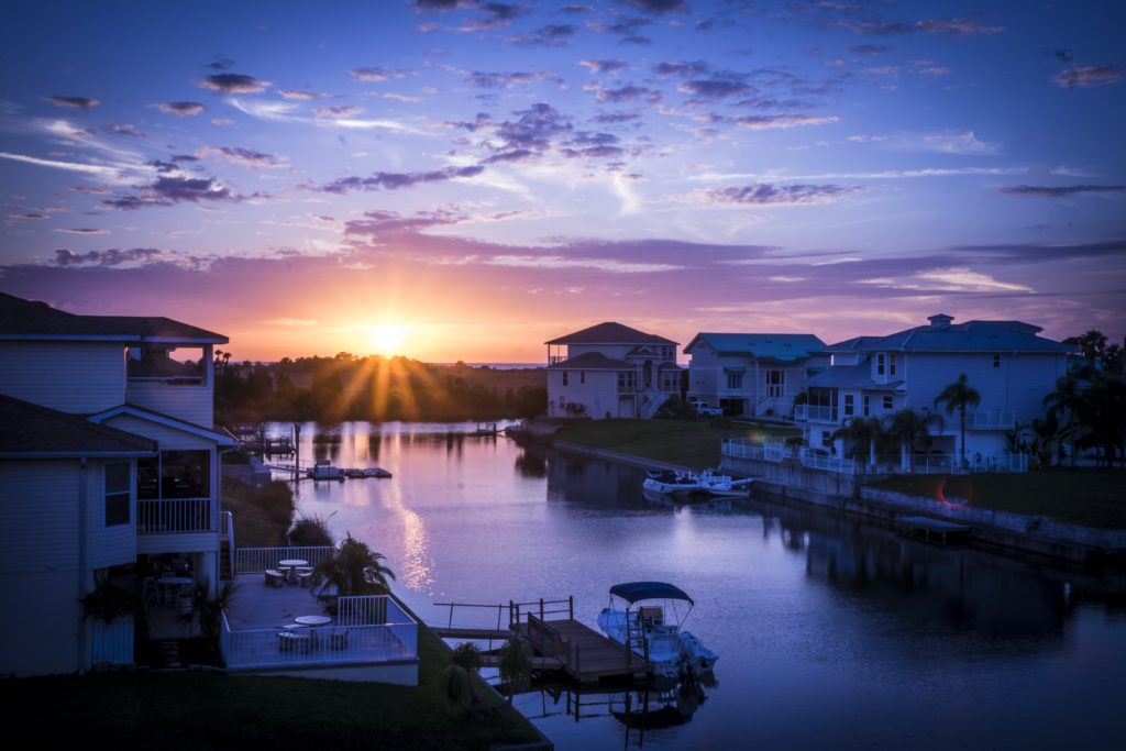 A vacation-home community in Kissimmee
