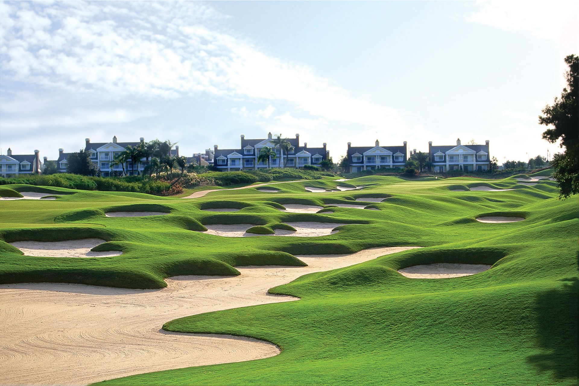 Reunion Resort Golf and Vacation Homes