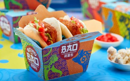 Bend the Bao at Universal CityWalk REVEALED