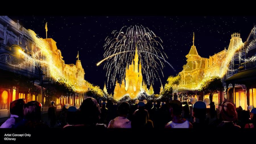 Disney Enchantment at Magic Kingdom