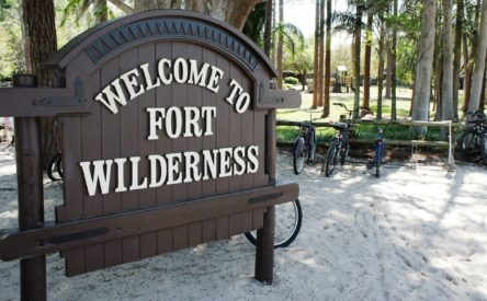 Where to camp and find cabins near Disney and Universal
