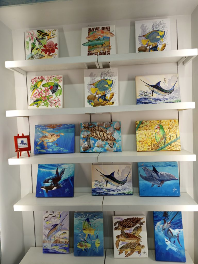 Guy Harvey Shop at SeaWorld Orlando