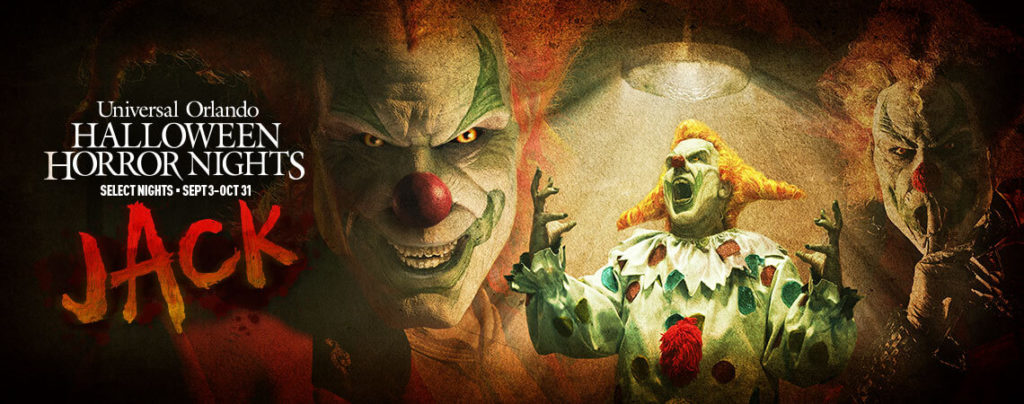 Jack Attacks at Halloween Horror Nights 2021