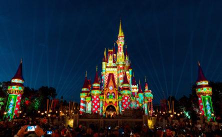 Walt Disney World 2021 Holiday Season Announced