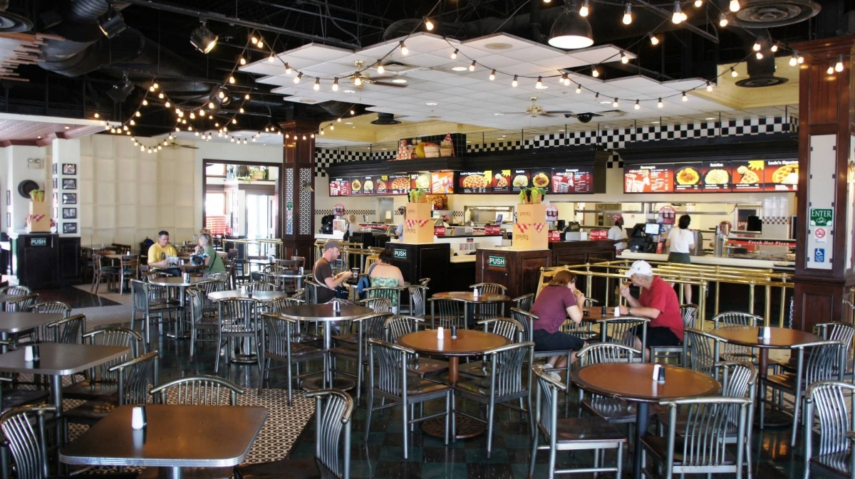 Louie S Italian Restaurant At Universal Studios Florida