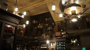 Borgin and Burkes in Diagon Alley at Universal Studios Florida