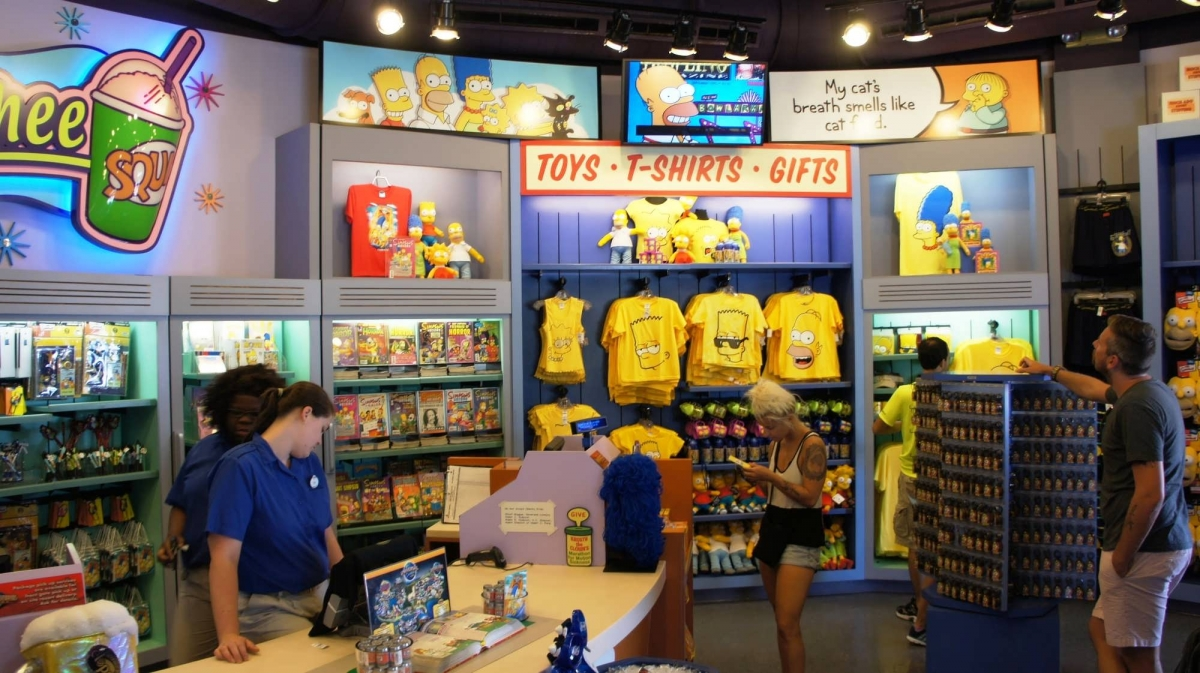 Shopping And Merchandise At Universal Orlando