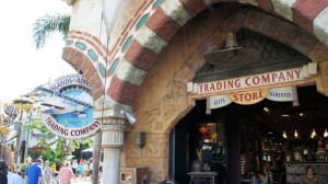 Island Trading Company at Island of Adventure.