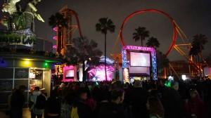 Mardi Gras concert at Universal Studios Florida