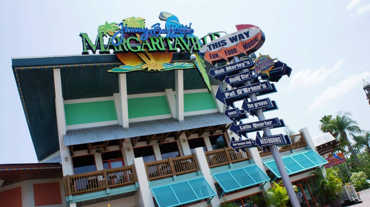 Jimmy Buffett's Margaritaville at Universal CityWalk Orlando