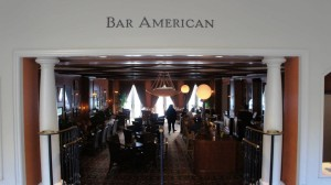Bar American in Loews Portofino Bay Hotel at Universal Orlando Resort