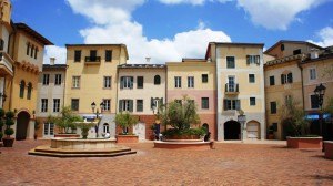 Piazza Centrale in Loews Portofino Bay Hotel at Universal Orlando Resort