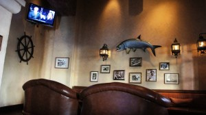The Thirsty Fish in Loews Portofino Bay Hotel at Universal Orlando Resort