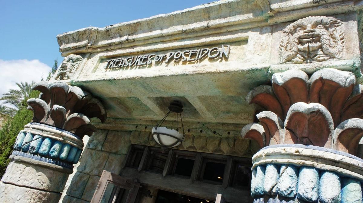 Explore the Treasures of Poseidon