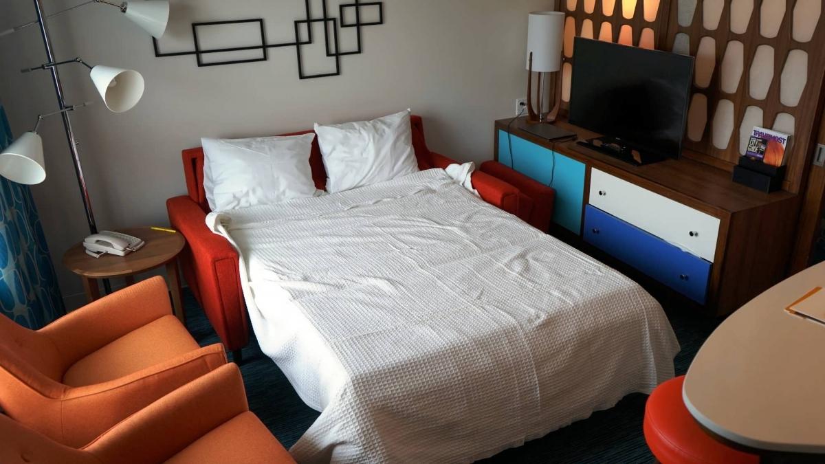 Cabana Bay Beach Resort Family Suite Photo Gallery