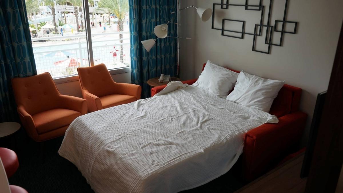 Cabana Bay Beach Resort Rooms photo galleries details  : 020 cabana bay beach resort family suite north courtyard 1494 oi from orlandoinformer.com size 1200 x 675 jpeg 462kB