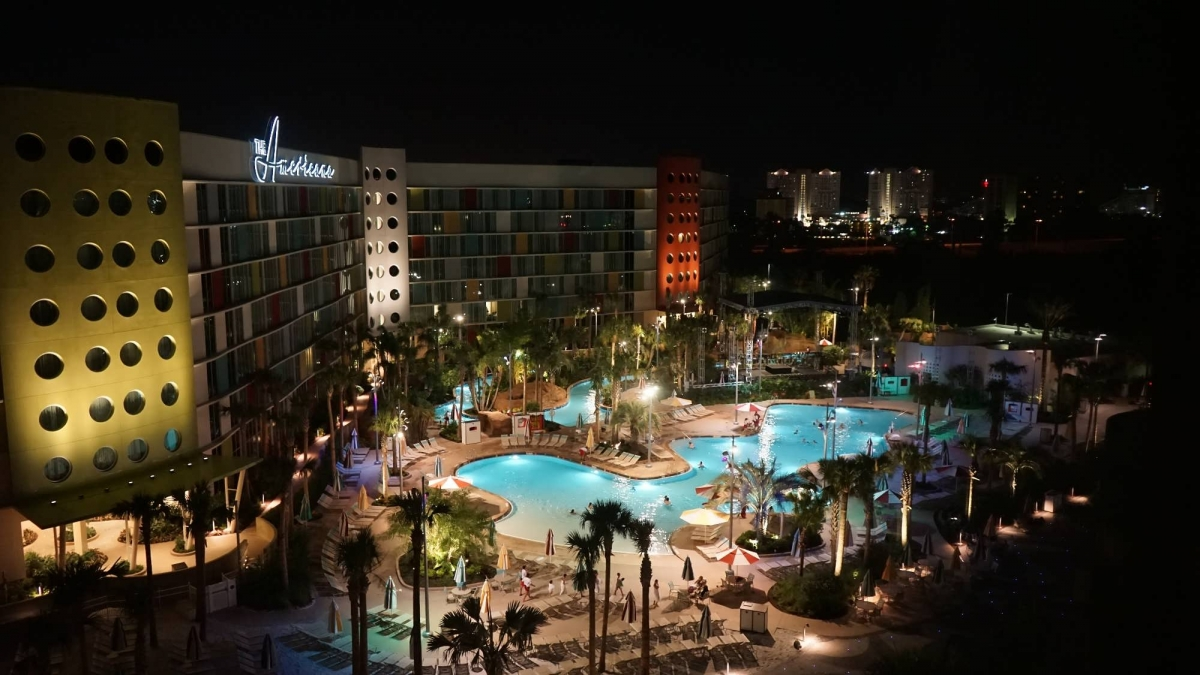 cabana bay beach resort pool areas photo gallery. Black Bedroom Furniture Sets. Home Design Ideas