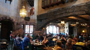 Confisco and Backwater Bar at Universal's Islands of Adventure