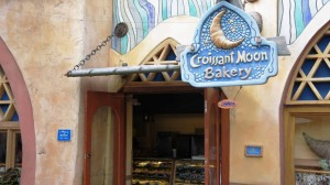 Croissant Moon Bakery at Universal's Islands of Adventure