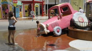 Curious George Goes to Town at Universal Studios Florida