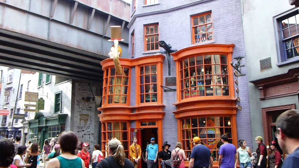 6f4e3a8f3 Shopping & merchandise at Wizarding World of Harry Potter – Diagon Alley
