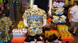 Despicable Me: Minion Mayhem Super Silly Stuff at Universal Studios Florida