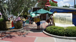 Fievel's Playland at Universal Studios Florida