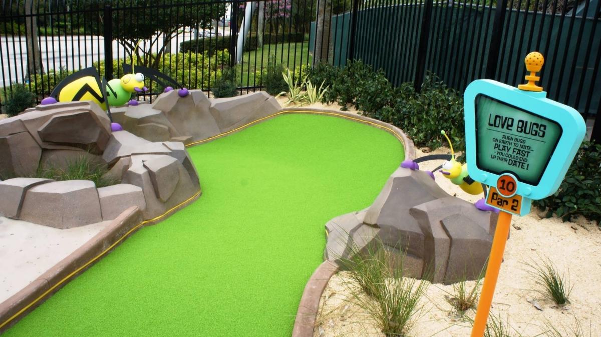 hollywood drive in golf at universal citywalk orlando u2013 reviews