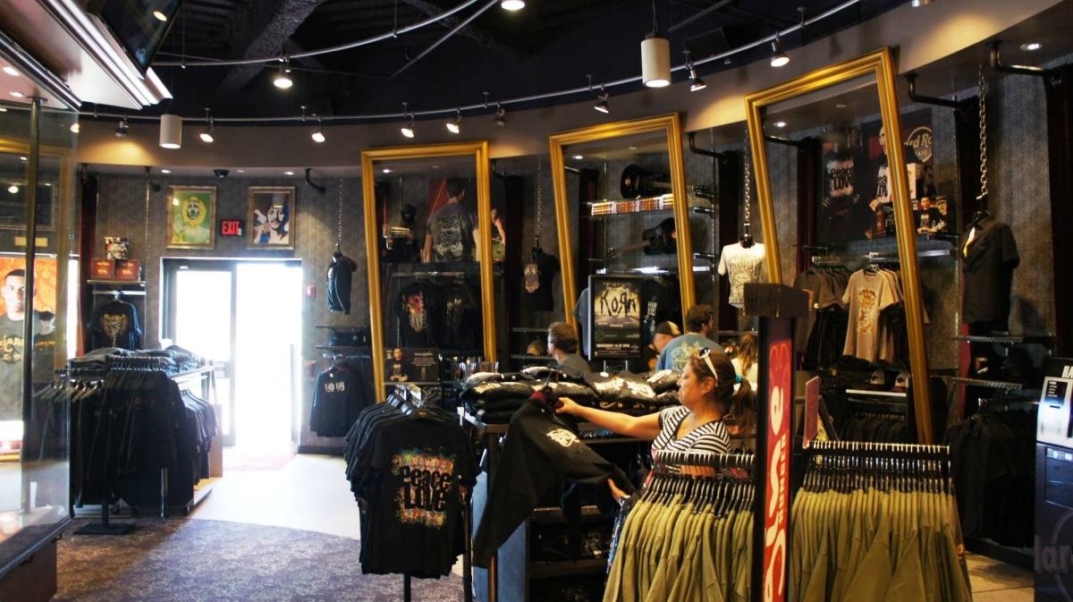Hard Rock Cafe Orlando At Universal Citywalk Orlando