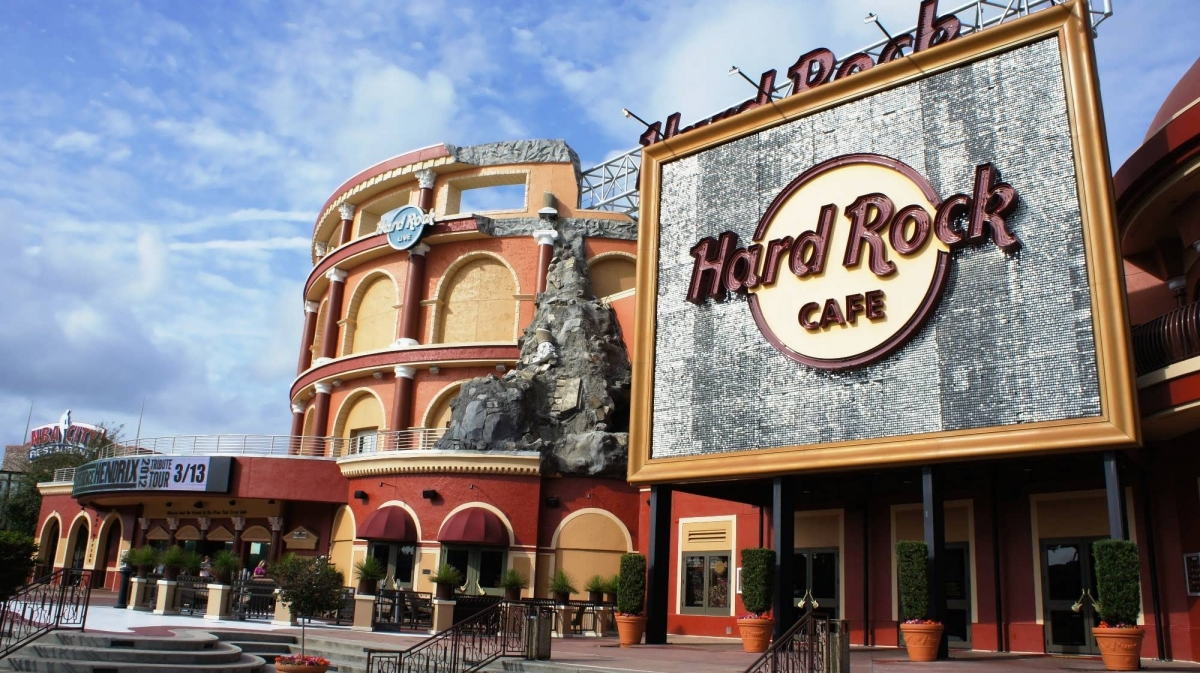 Hard Rock Cafe Orlando Orlando Fl