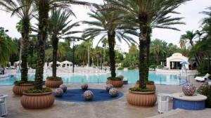 Hard Rock Hotel pool at Universal Orlando Resort