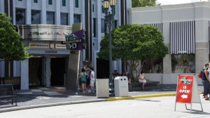 Hollywood at Universal Studios Florida