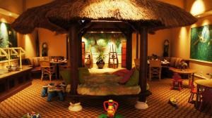 Islands Dining Room in Loews Royal Pacific Resort at Universal Orlando