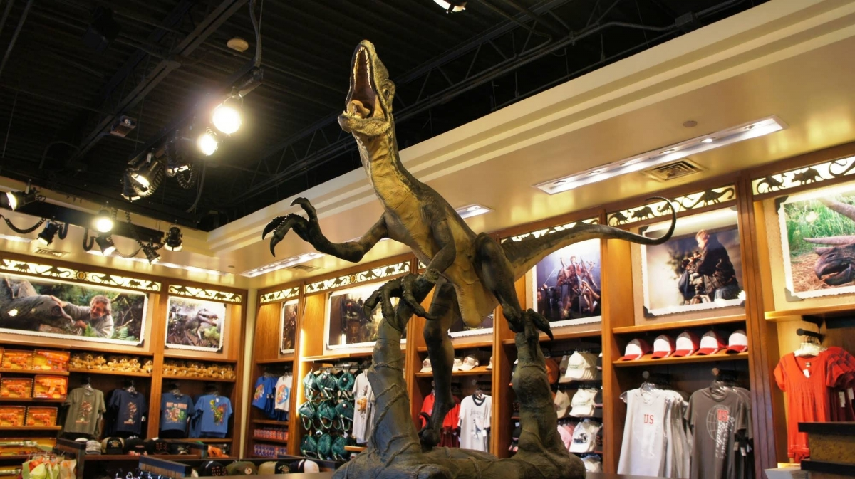 Jurassic Park River Adventure At Universal S Islands Of Adventure