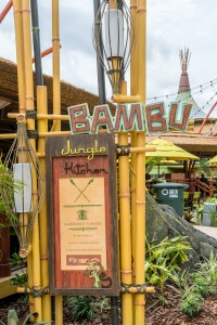 Bambu at Universal's Volcano Bay