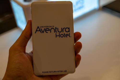 Bar Ventura at Universal's Aventura Hotel