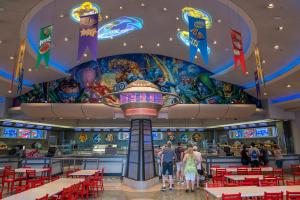 Cafe 4 at Marvel Super Hero Island
