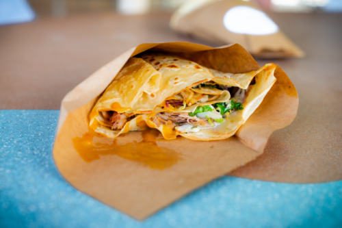 Central Park Crepes in Universal Studios Florida 9