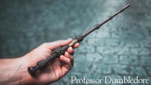 Albus Dumbledore interactive wand