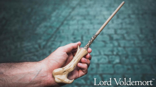 Lord Voldemort interactive wand